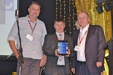 DS Wins TasBus Supplier of the Year Award