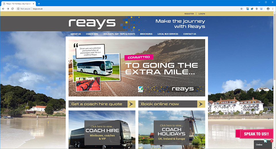 Reays Coaches